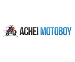 Achei Motoboy
